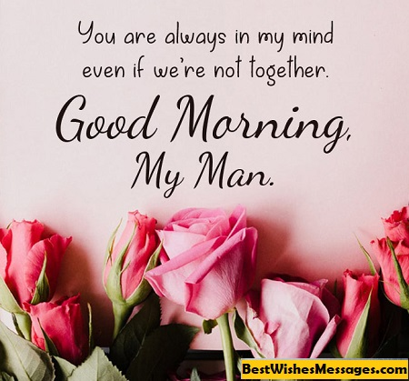 good morning for him images