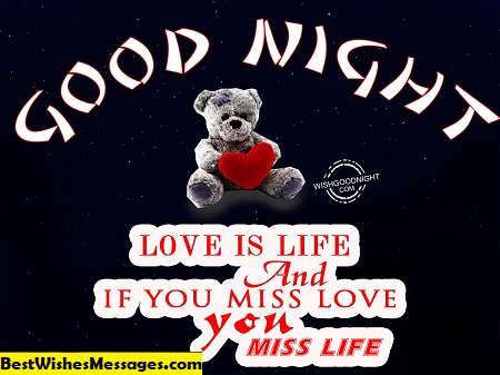 good night husband pictures